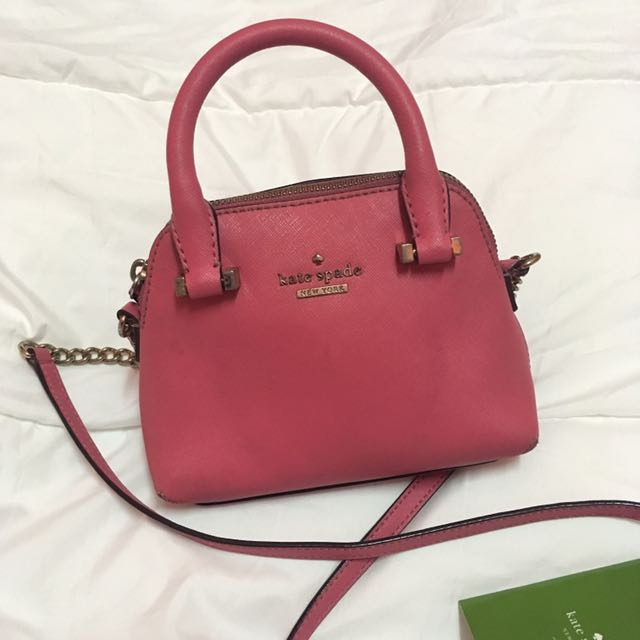 Preloved Kate Spade Mini Maise