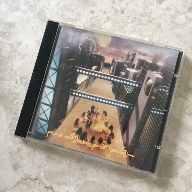 Prince And The New Generation CD