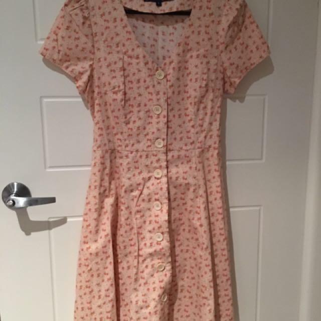 Princess highway Tea Dress Size 8
