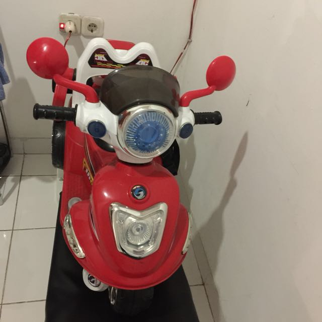 Re-Price Motor Electric Charger Bagusss