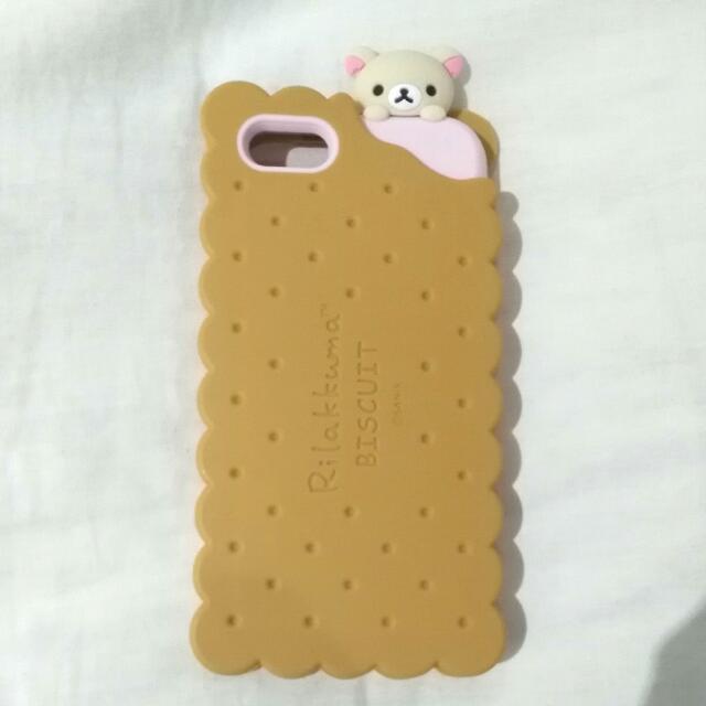 Rilakkuma Iphone5 Case