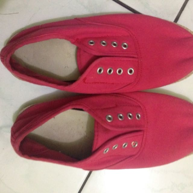 rubi shoes uk 37 pink loafers