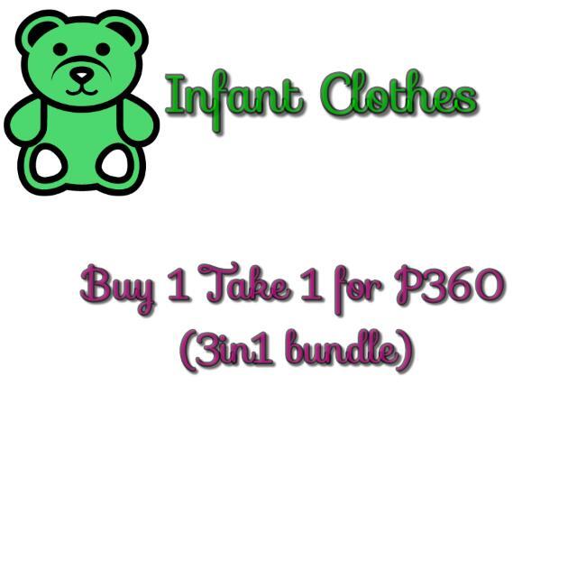 Sale!!! Infant Clothes