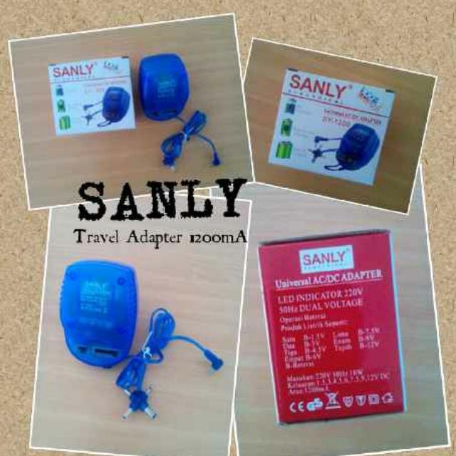 Sanly Adaptor 1200