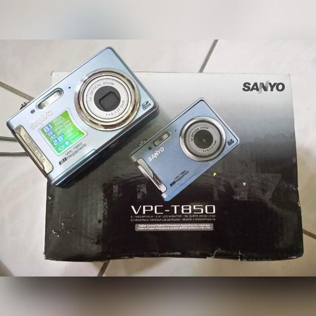 Sanyo digicam