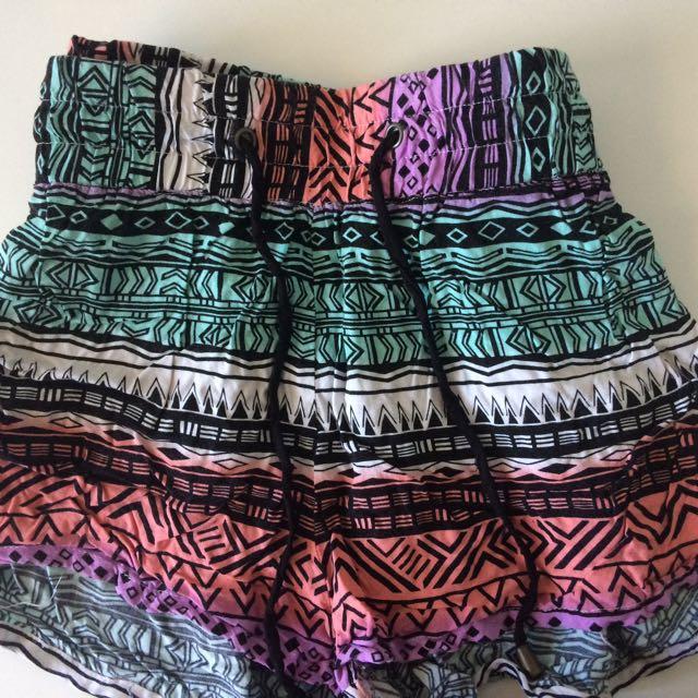 Shorts - Rainbow