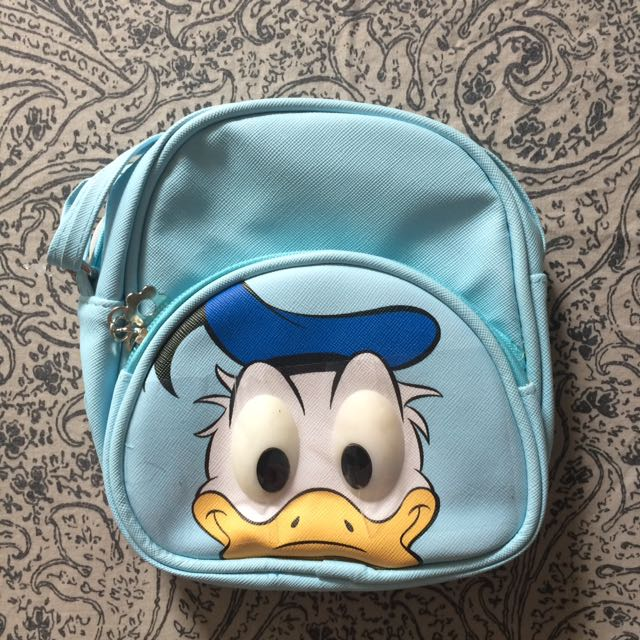 sling bag donald duck