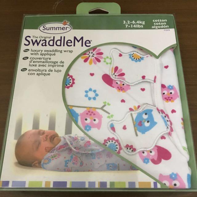 Summer Swaddleme Swaddle