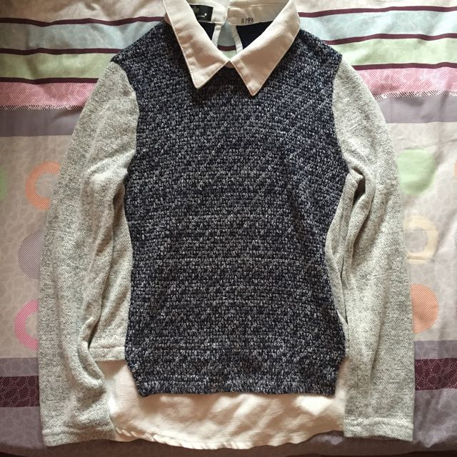 Sweater Shirt (NEW)