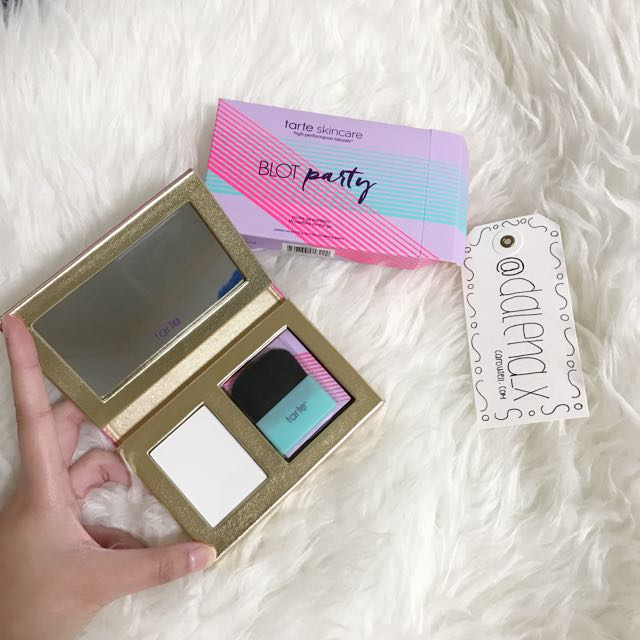Tarte-Limited Edition Blot Party On-the-Go Mattifiers