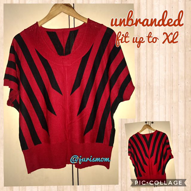 Unbranded Knitted Type Blouse