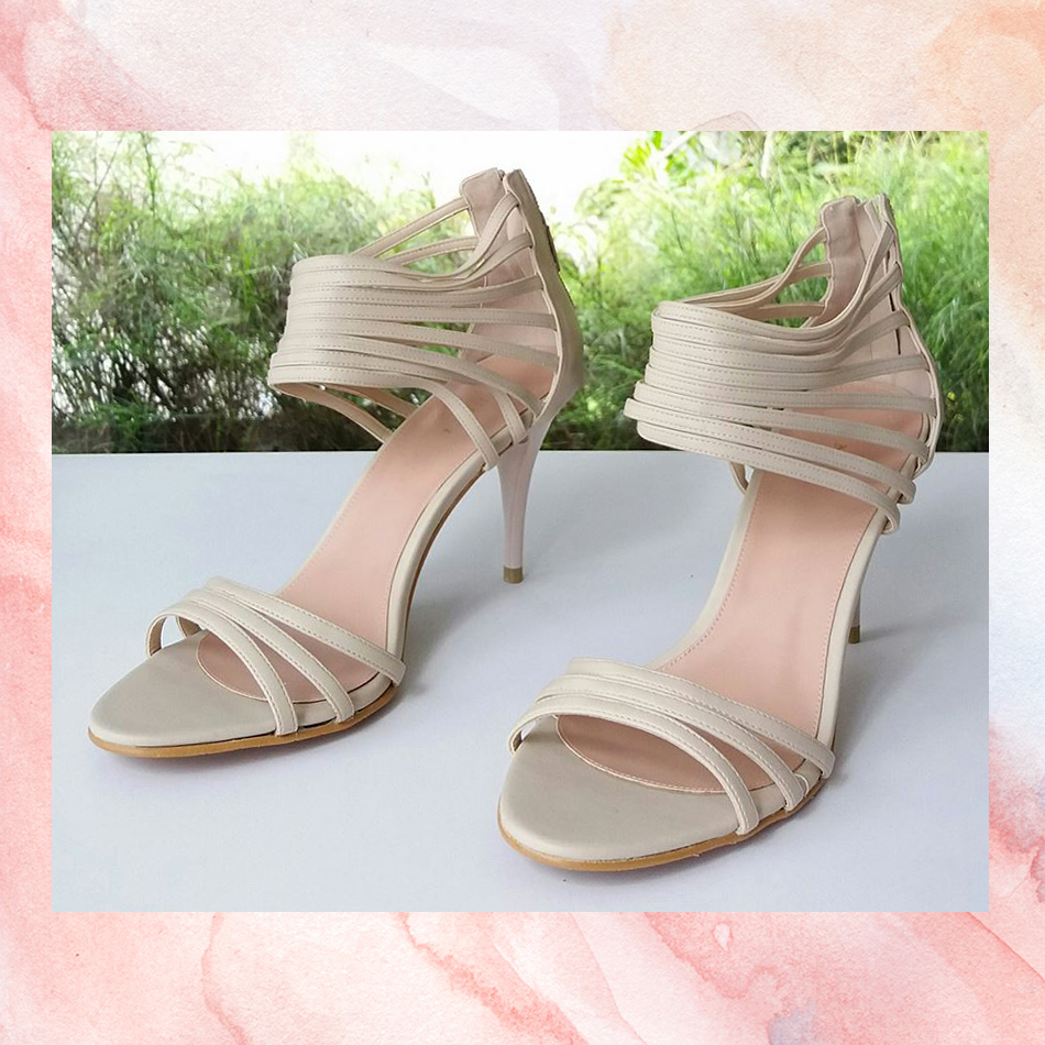 VINCCI SHOES 758 BEIGE