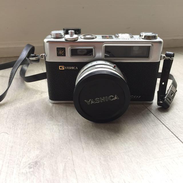 Vintage Film Camera