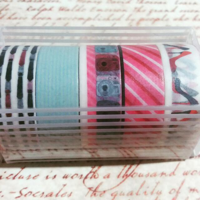 washi tapes 3