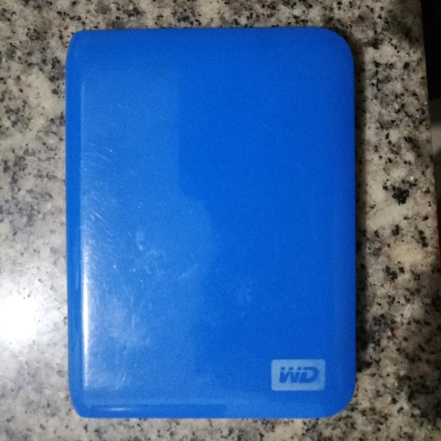 WD 500gb External HDD