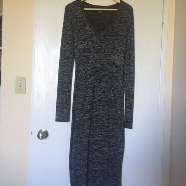 Wilfred Free Long Sleeve Dress