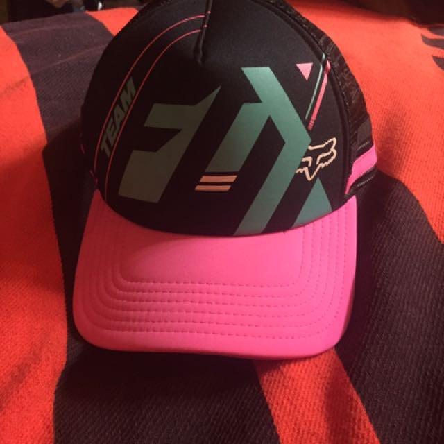Women's Fox Hat
