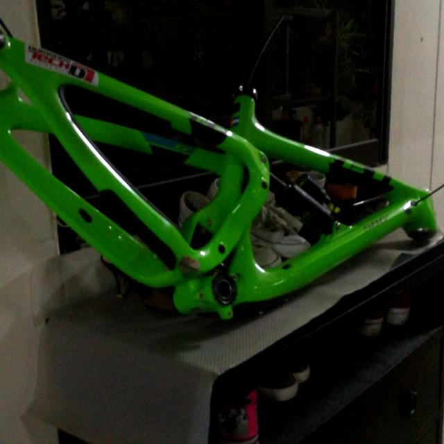 Yeti SB6C frame, Bicycles & PMDs, Bicycles on Carousell