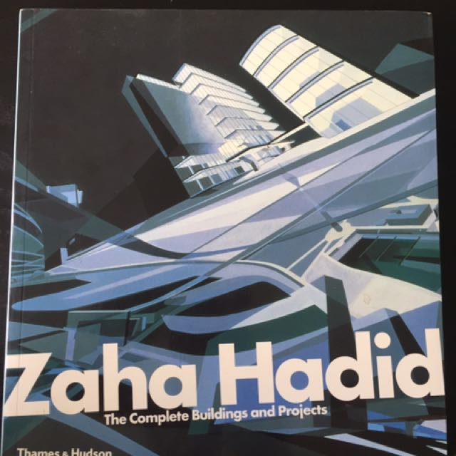 Zaha Hadid The Complete Buildings And Project