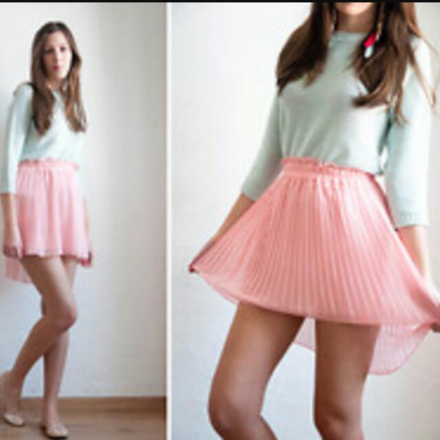 ZARA ballet Skirt