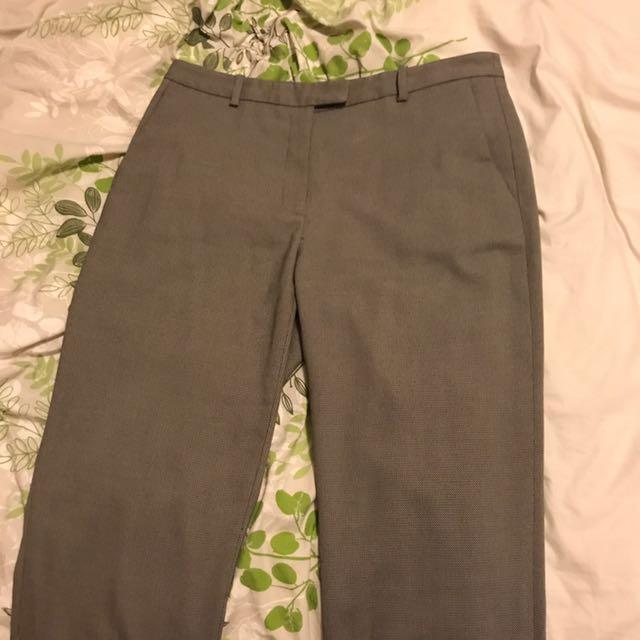 Zara Basic Work Pants