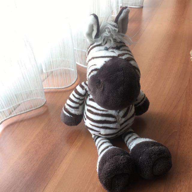 Zebra Doll
