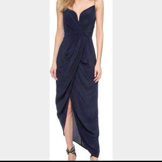 Zimmerman Silk Formal Dress