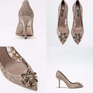 Dolce & Gabbana Belluci Heels