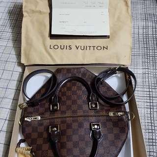 Authentic Speedy 30 Lv Bag