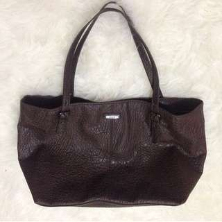 ORIGINAL MANGO TOTE CROCO 2 WAY