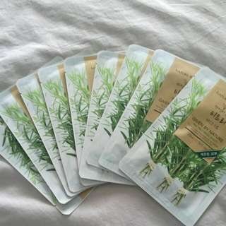 Nature Republic Tea Tree Sheet Masks