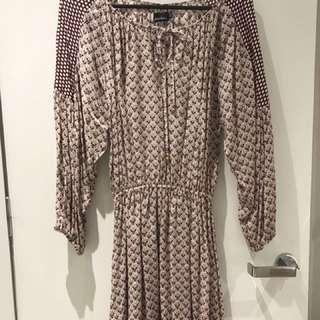 Bamboo Blonde - Bohemian Dress
