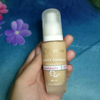 Flormar Perfect Cover Foundation