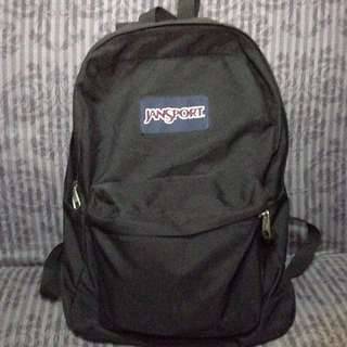 JANSPORT CLASSIC BACKPACK - BLACK