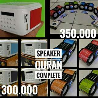 Speaker Quran - Type 2