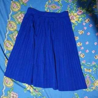 Blue Skirt Sole Mio