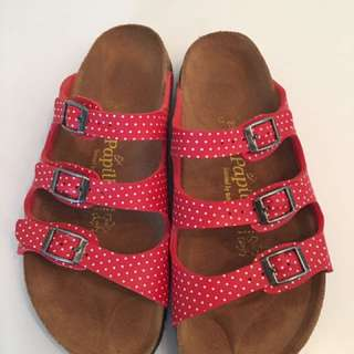 Authentic Birkenstock Sandals