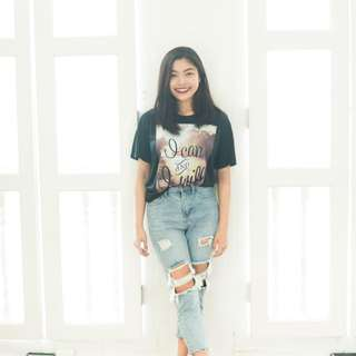 Comfy Casual Graphic Tee