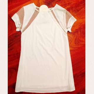 Luvalot Size 6 Tshirt Dress