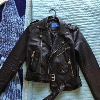 Brand new Valley Girl Black Jacket