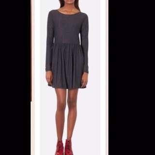 Topshop Size 8 Skater Dress