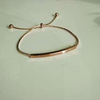 Cartier Inspired Bracelette