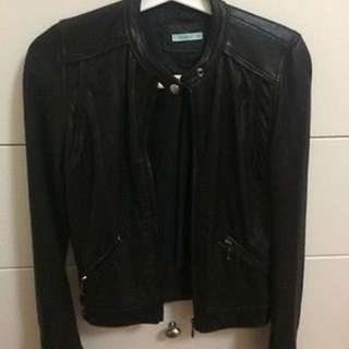 Kookai Leather Jacket