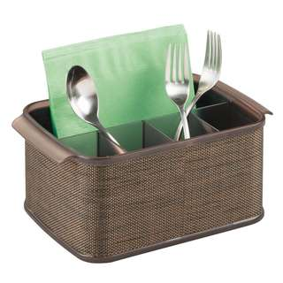 InterDesign Flatware Caddy Organizer
