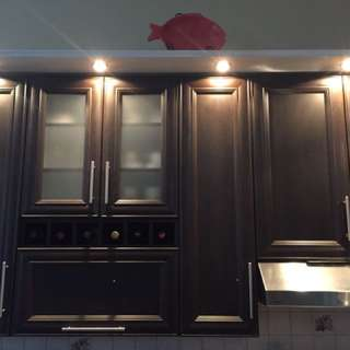 Kitchen Refacing And Carpentry Work