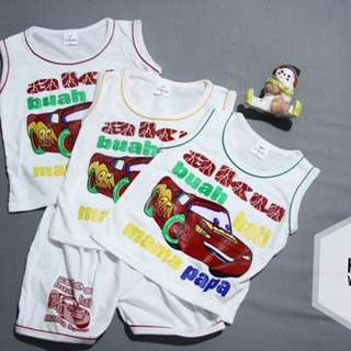 Baju Babies Motif