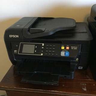 Epson WF-2660 Printer Scanner Copier