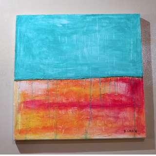 Harmony Acrylic painting