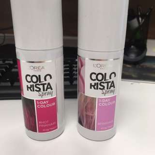L'Oreal Paris Colorista 1 Day Spray