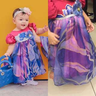Minaz Muscary Baby Dress (Muscary)